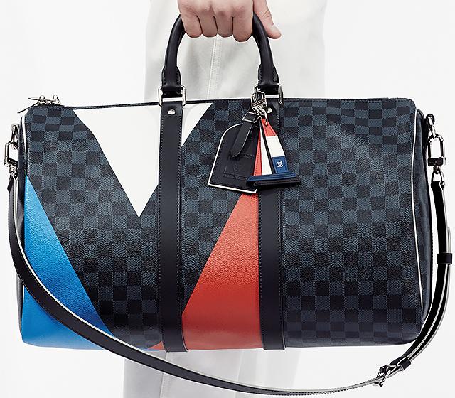 dee2e0d6e95f Новая мужская коллекция Louis Vuitton в честь регаты Кубок Америки ...