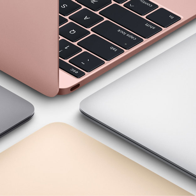 Apple запатентовала MacBook с двумя экранами