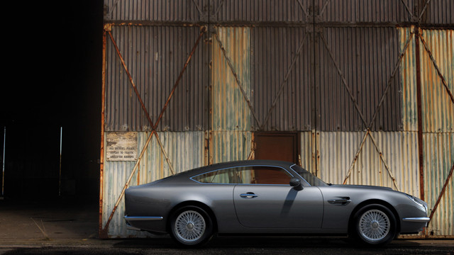 Aston Martin DB5 глазами David Brown Automotive