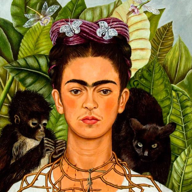 В Москве пройдет выставка работ Фриды Кало и Диего Риверы
