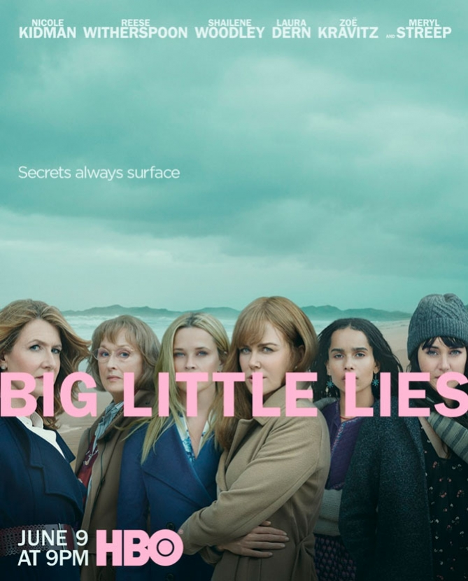 Большая маленькая ложь/Big Little Lies (2 сезон)