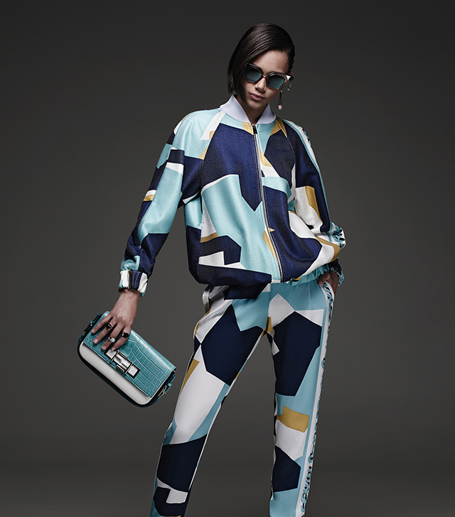 Коллекция Fendi, resort 2014