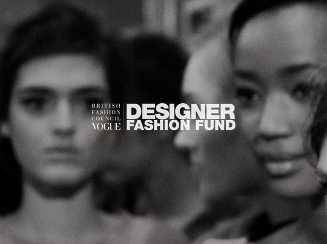 Шортлист премии BFC/Vogue Designer Fashion Fund 2014