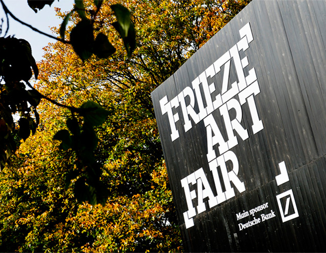 Лондон во время Frieze Art Week: как это было