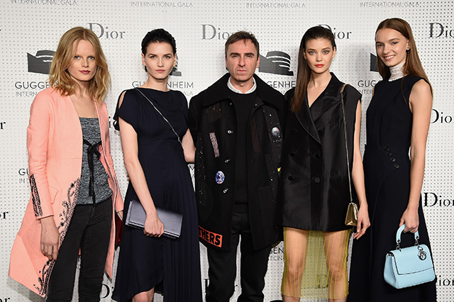 Гала-вечер Guggenheim International при поддержке Dior