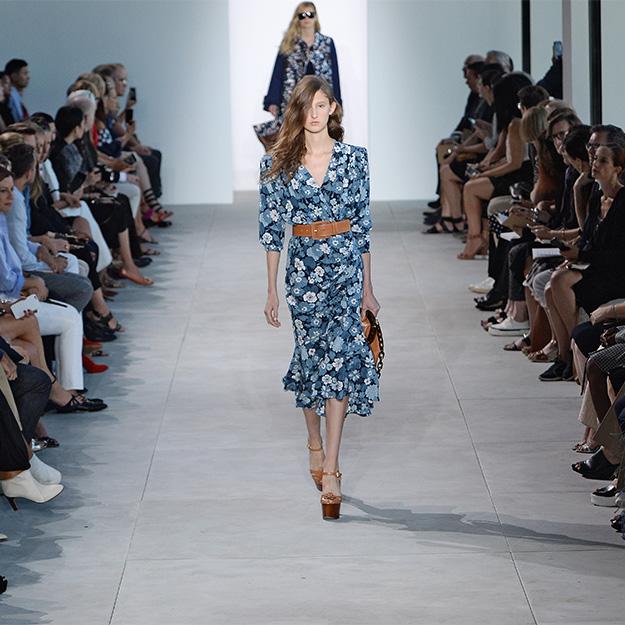 c7992cc6c34 Нью-Йоркская неделя моды  Michael Kors Collection