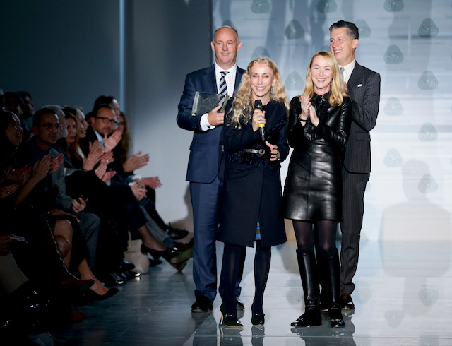 Итоги конкурса International Woolmark Prize 2014