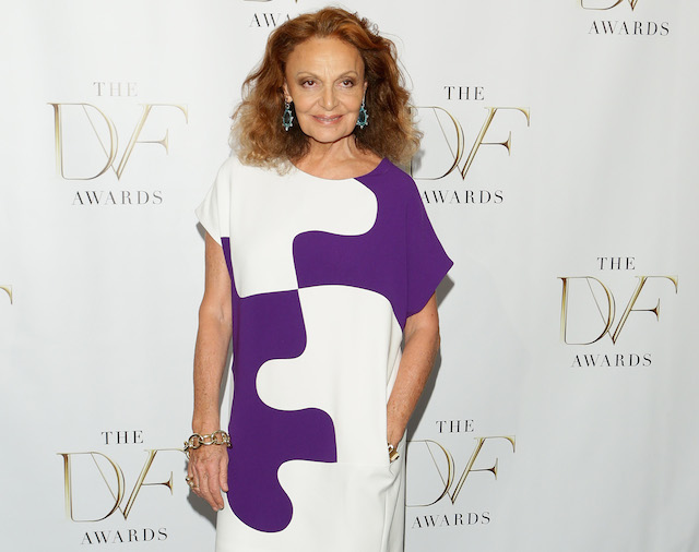 Премия Дианы фон Фюрстенберг DVF Awards 2014