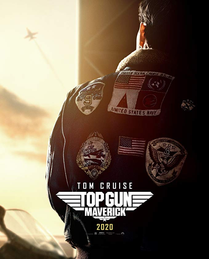 Paramount Pictures показала трейлер сиквела фильма Top Gun