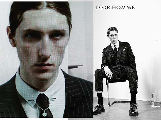 Новое видео Dior Homme: Notes of a Day