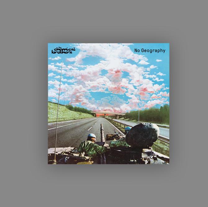 Вышел новый альбом The Chemical Brothers «NoGeography»