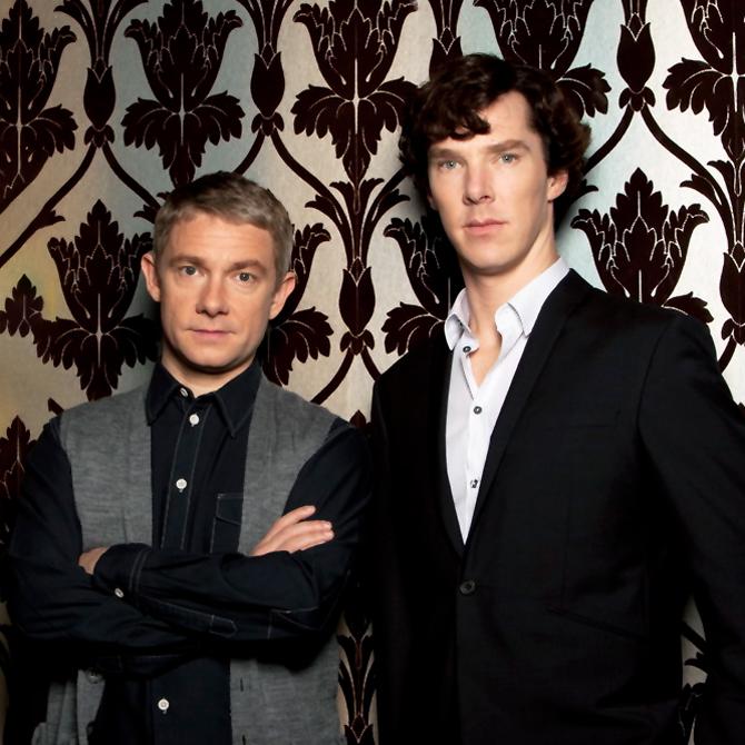 Netflix решил снять сериал одетективе Шерлоке Холмсе