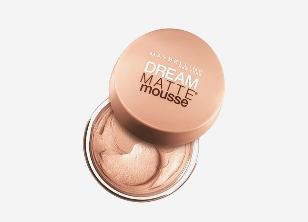Dream Matte Mousse от Maybelline, 470 руб.