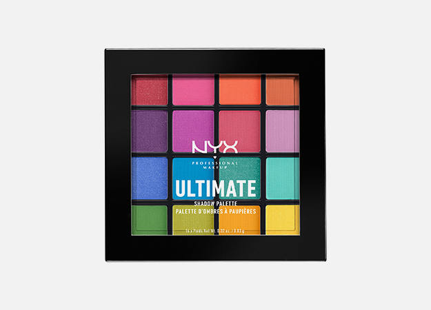 Ultimate Shadow Palette от NYX, 1380 руб.