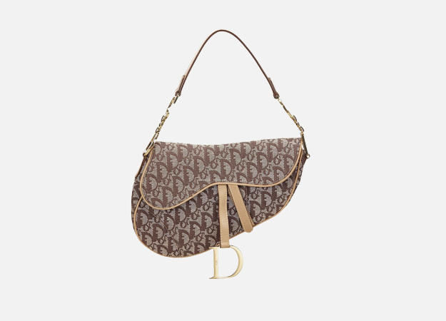 "Сумка, Dior<p><a style="""" target=""_blank"" href=""https://www.1stdibs.com/fashion/handbags-purses-bags/shoulder-bags/dior-brown-diorissimo-jacquard-saddle/id-v_3023733/?utm_content=control"">1stdibs.com</a></p>"