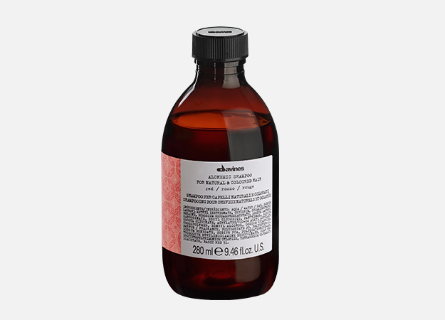 Alchemic Shampoo For Natural And Coloured Hair Red от Davines, 1 540 руб.