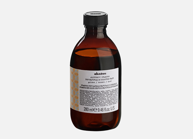 Аlchemic Shampoo For Natural And Coloured Hair Golden от Davines, 1 540 руб.