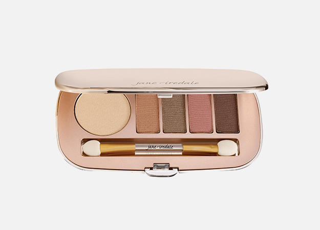 Naturally Glam Eye Shadow Kit от Jane Iredale, 3 450 руб.