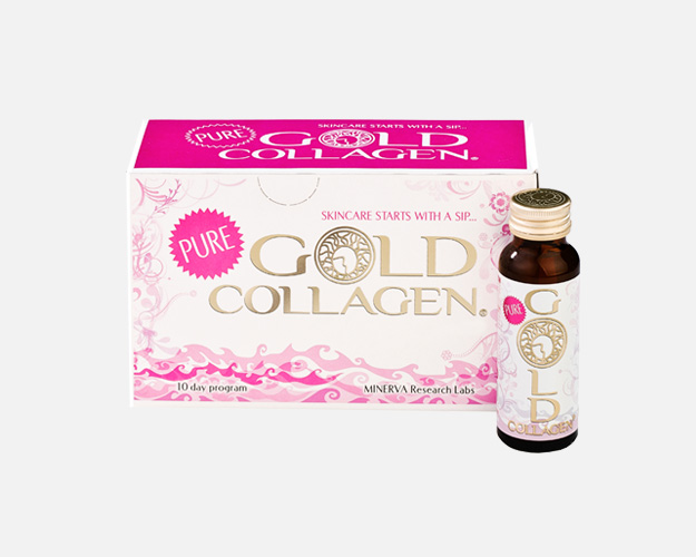 Gold Collagen от Minerva Research Labs, 3600 руб.
