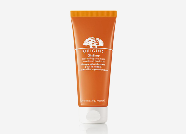 GinZing Refreshing Mask to Wake Up Tired Skin от Origins, 2555 руб.