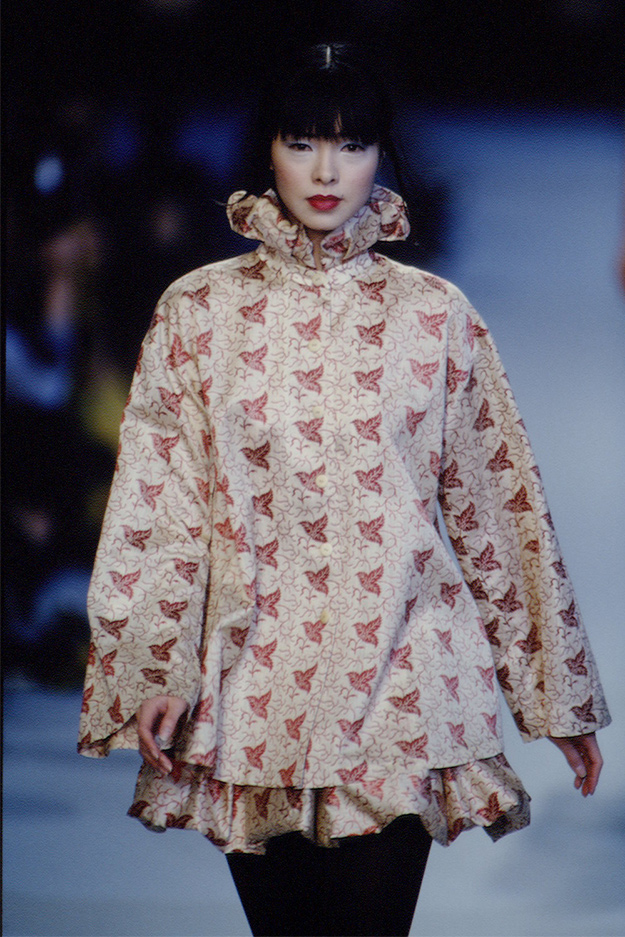Kenzo осень-зима 1995. Фото: THIERRY ORBAN/Sygma via Getty Images