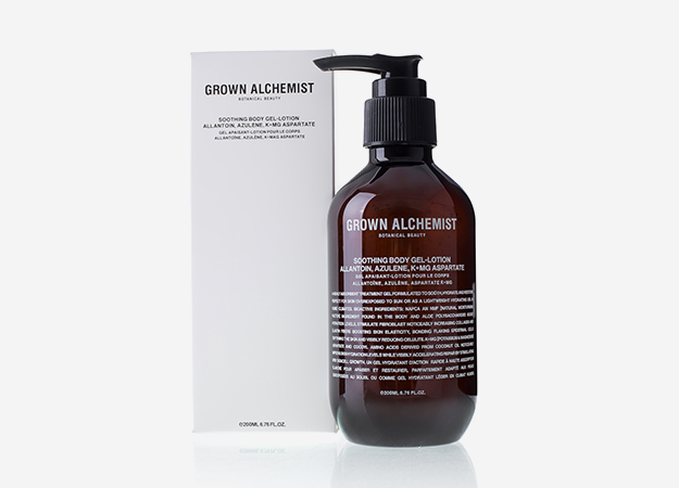 Soothing Body Gel-Lotion от Grown Alchemist, 2 350 руб.