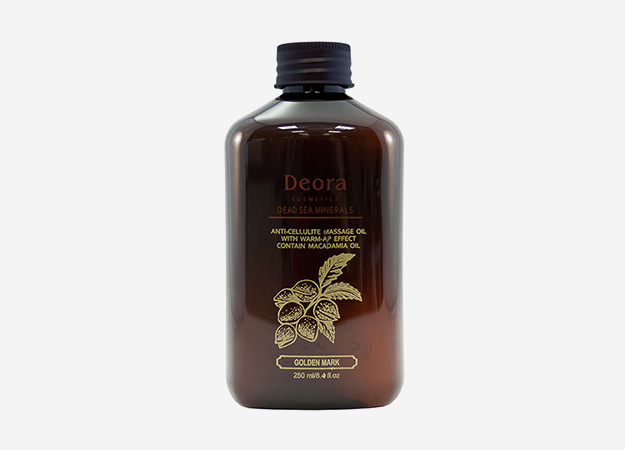 Anti-Cellulit Massage Oil от Deora Cosmetics, 950 руб