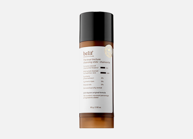 The True Tincture Cleansing Stick от Belif Cosmetics, 1654 руб.
