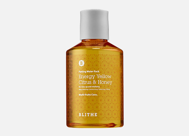Energy Yellow Citrus & Honey Splash Mask от blithe, 3299 руб.