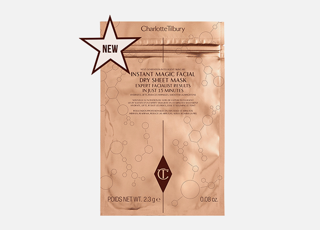 Magic Facial DRY Sheet Face Mask от Charlotte Tilbury, 1300 руб.