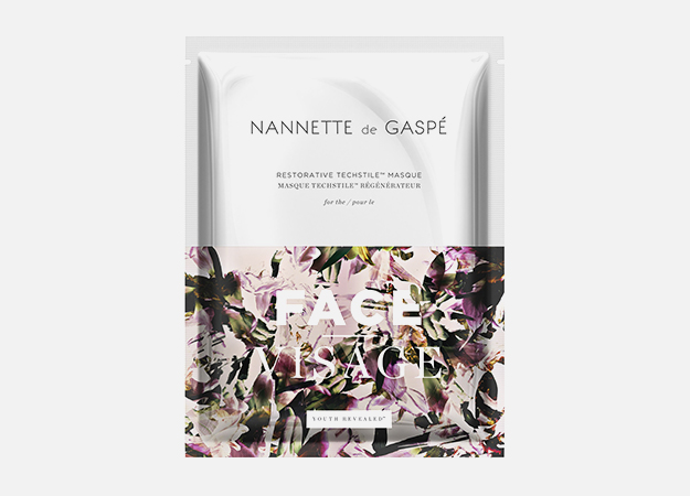 Face Restorative Techstile Masque от Nannette de Gaspé, 7090 руб.