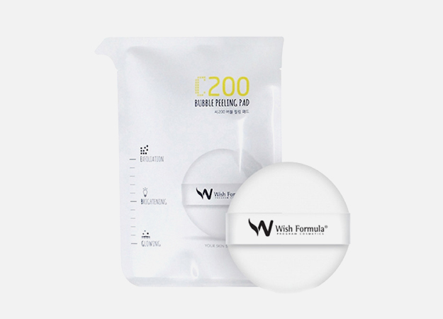 Squish-and-Bubble Mesh Mask от Wish Formula, 414 руб.