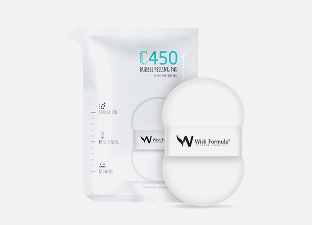 Squish-and-Bubble Mesh Mask for Body от Wish Formula, 591 руб.