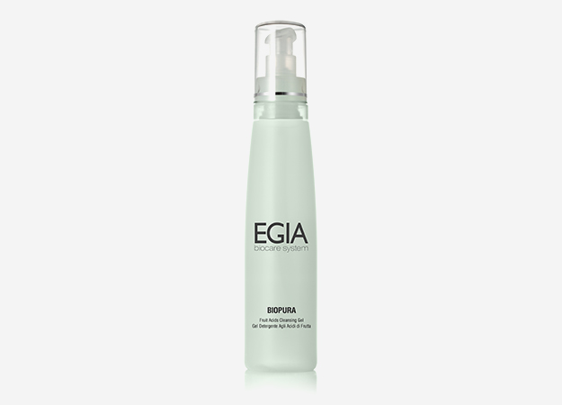 Fruit Acids Cleansing Gel от Egia Biocare System, 4200 руб