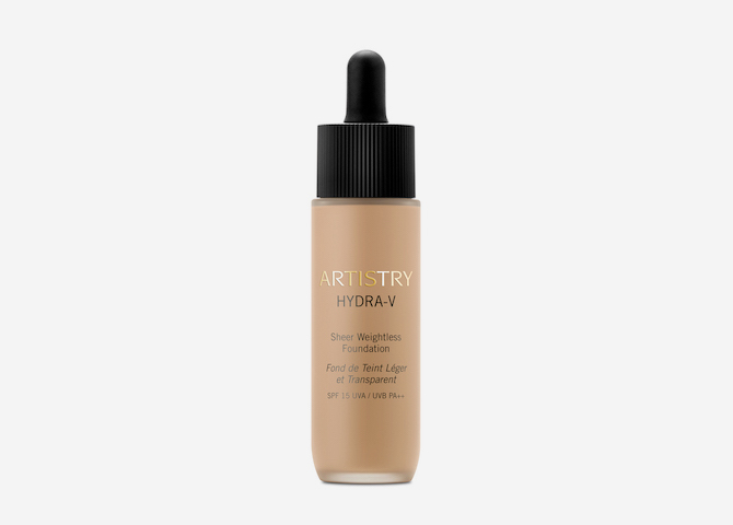 Hydra-V Sheer Weightless Foundation от Artystry, 2 750 руб.
