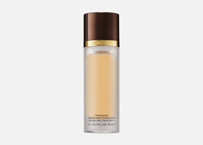 Traceless Perfecting Foundation SPF 15 от Tom Ford, 6 530 руб.