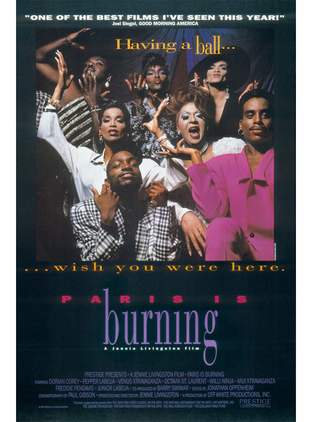 «Paris is burning» , 1995
