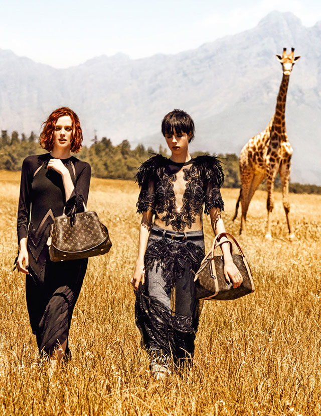 "Louis Vuitton ""The Spirit of Travel"""
