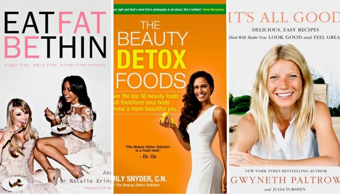 Пять полезных книг на тему здорового питания
