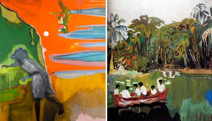 Выставка недели: Питер Дойг в Эдинбурге