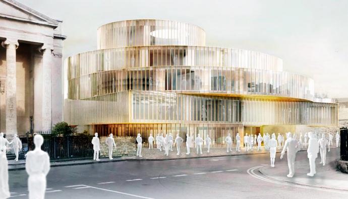 Herzog & de Meuron построят кампус Оксфордского университета