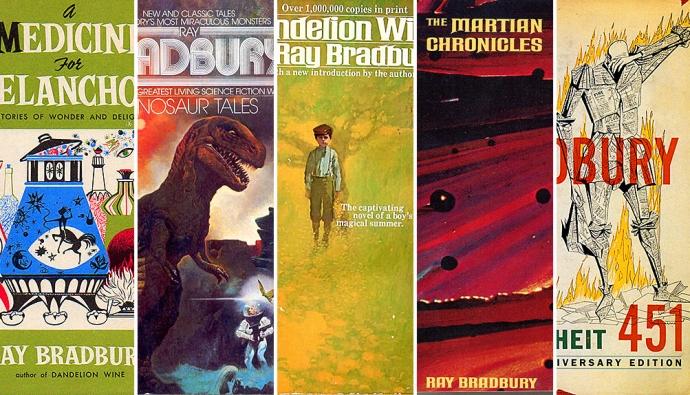 Пять книг Рэя Брэдбери