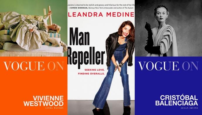 Пять новых книг о моде