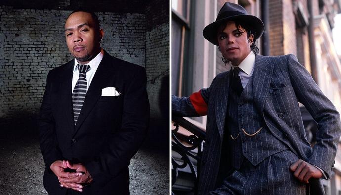 Timbaland выпустит пластинку песен Майкла Джексона