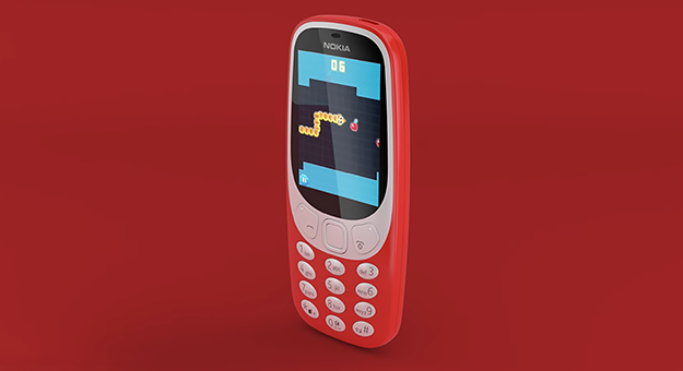 На Mobile World Congress представили новый Nokia 3310
