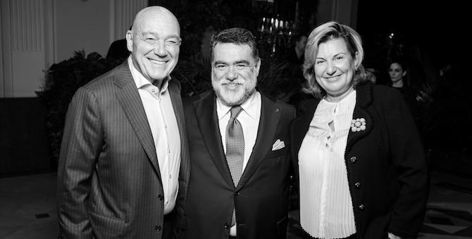 Как прошел ужин в честь 280-летия швейцарского бренда часов Jaquet Droz