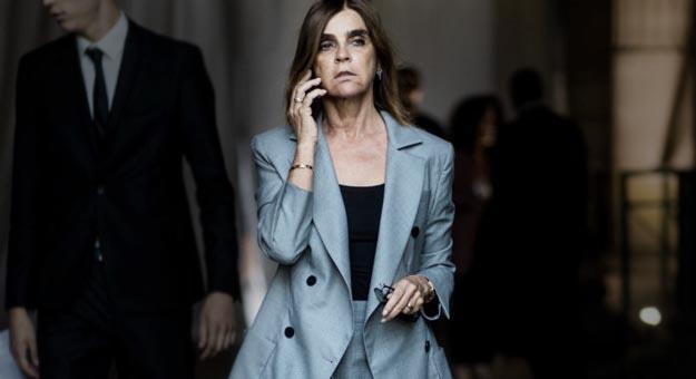 Что носят на мужской Неделе моды в Париже: часть 2