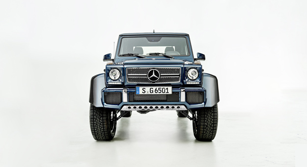 Mercedes-Maybach готов представить первый внедорожник