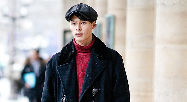 Что носят на Неделе мужской моды в Париже: часть 1