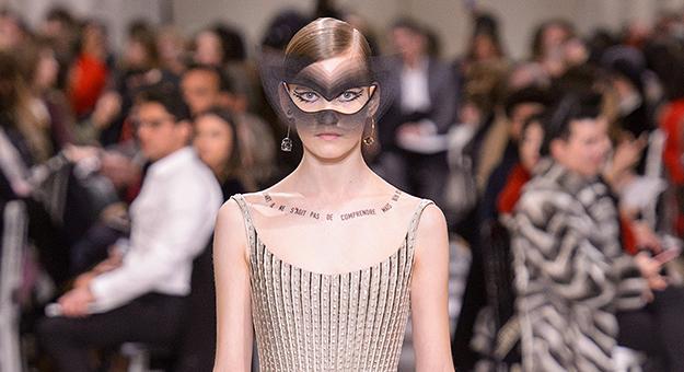 Christian Dior Haute Couture, коллекция весна-лето 2018